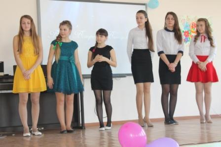 Конкурсы между девочками сценарий